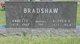 Profile photo:  Alfred B. Bradshaw