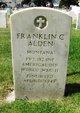Franklin C Alden