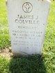 Profile photo:  James J Colville