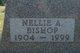 Nellie Ann <I>Fay</I> Bishop