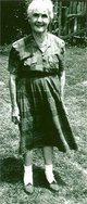 Rebecca Elizabeth <I>Clayborn</I> Young