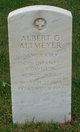 Profile photo:  Albert George Altmeyer