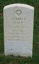 John F Daly