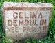 "Profile photo:  Celina ""Sadie"" <I>Pamar</I> DeMoulin"