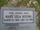 Mary Lela Buford