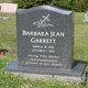 Barbara Jean Garrett