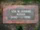 Profile photo:  Ada Ann <I>McCaw</I> Juhnke