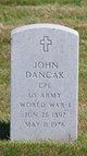John Dancak
