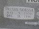 Tressie Odessa <I>Armstrong</I> Huddleston