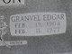 Granvel Edgar Huddleston