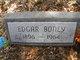 Profile photo:  Edgar John Boney
