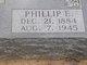 Phillip Elmer Mathison