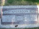 Elizabeth Ruth <I>Dickerson</I> Anderson