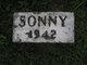 Profile photo:  Sonny