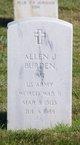 Profile photo:  Allen J Burden