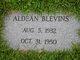 Profile photo:  Aldean Blevins