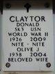 Profile photo:  Olive J Claytor