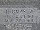 Thomas Wilton Murphree