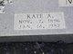 Kate Arvey <I>Hinson</I> Moore