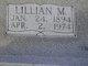Lillian Margaret <I>White</I> Johnson
