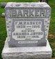 "Corp Francis M ""Frank"" Barker"