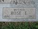Rose <I>Prager</I> Ahern