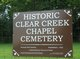 Clear Creek Cemetery