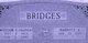 """William Curtis """"Trapper"""" Bridges"""