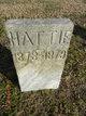 Harriett V. Broadwaters
