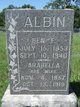 Profile photo:  Arabella <I>Hurt</I> Albin
