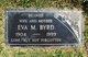 "Eva Mae ""Pudd"" <I>Evans</I> Byrd"
