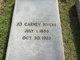 Jo Carney Rivers