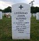 "Leonidas John ""Len"" Alteno"