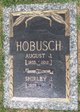 Profile photo:  August J. Hobusch