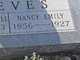 Nancy Emily <I>Bowen</I> Reeves