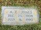 H. T. Jones
