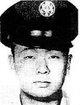 Sgt Thomas Yuji Adachi