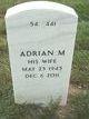 Profile photo:  Adrian <I>Mason</I> Lawrence