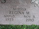 """Profile photo:  Regina Marie """"Jean"""" Adams"""