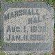 Marshall Hale