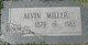 Alvin Miller