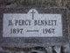 Harold Percy Bennett