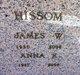 Profile photo:  Anna Rose <I>Palma</I> Hissom