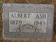 Profile photo:  Albert Ash