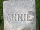Profile photo:  Annie Scott