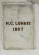Profile photo:  H C Lonnis