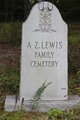A. Z. Lewis Family Cemetery