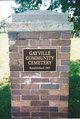 Gayville Community Cemetery