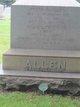 Profile photo:  Aglae L <I>Thompson</I> Allen