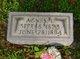 Profile photo:  Agnes Ida <I>Davis</I> Randolph